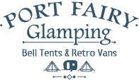 Port Fairy Glamping Logo